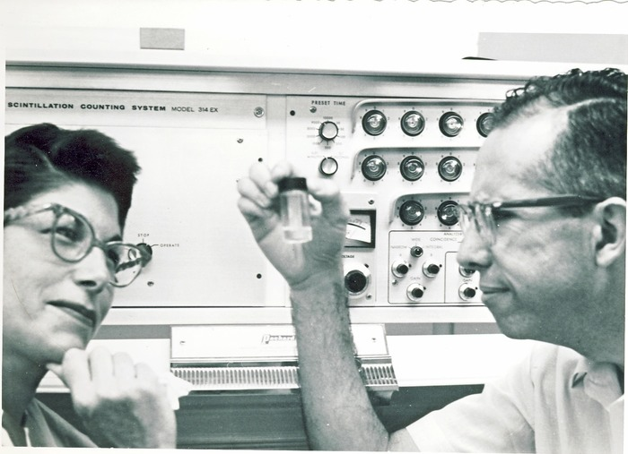 Norm in the lab in 1970s